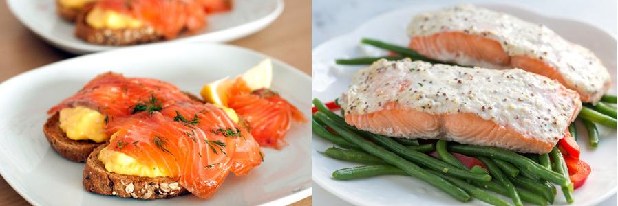 Przepisy kulinarne z łososiem